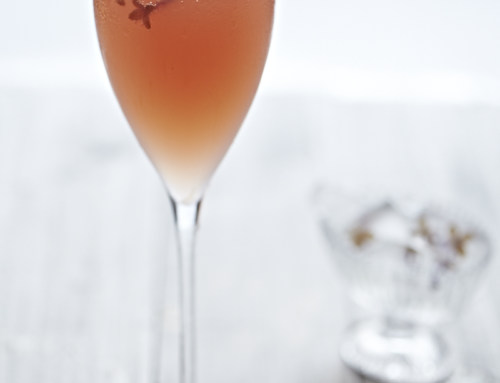Martini & Rhubarb